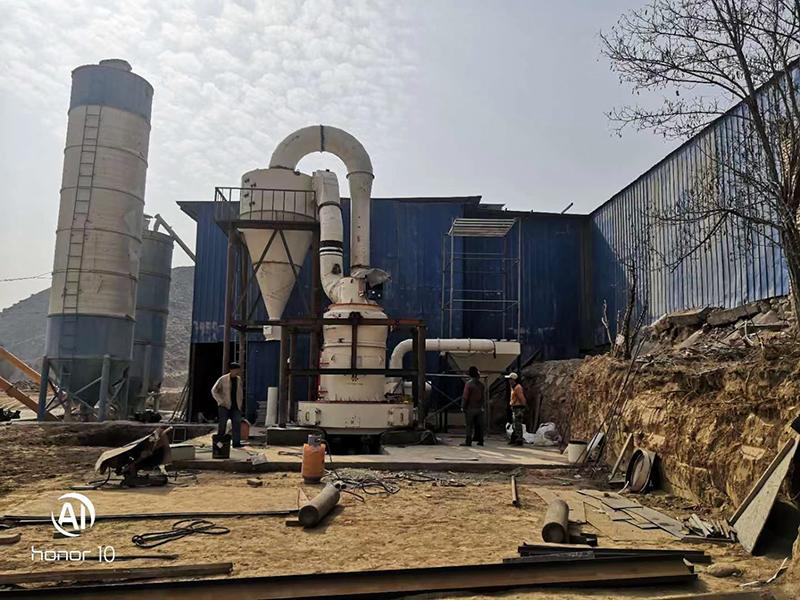 GX2150新型摆式磨粉机